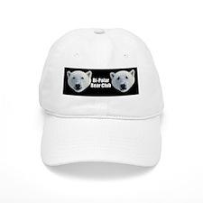 Bi Polar Bear Club - White Polar Baseball Cap