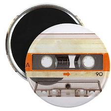 Retro Vintage Style Cassette Tape Magnet