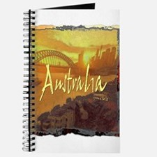 australia art illustration Journal