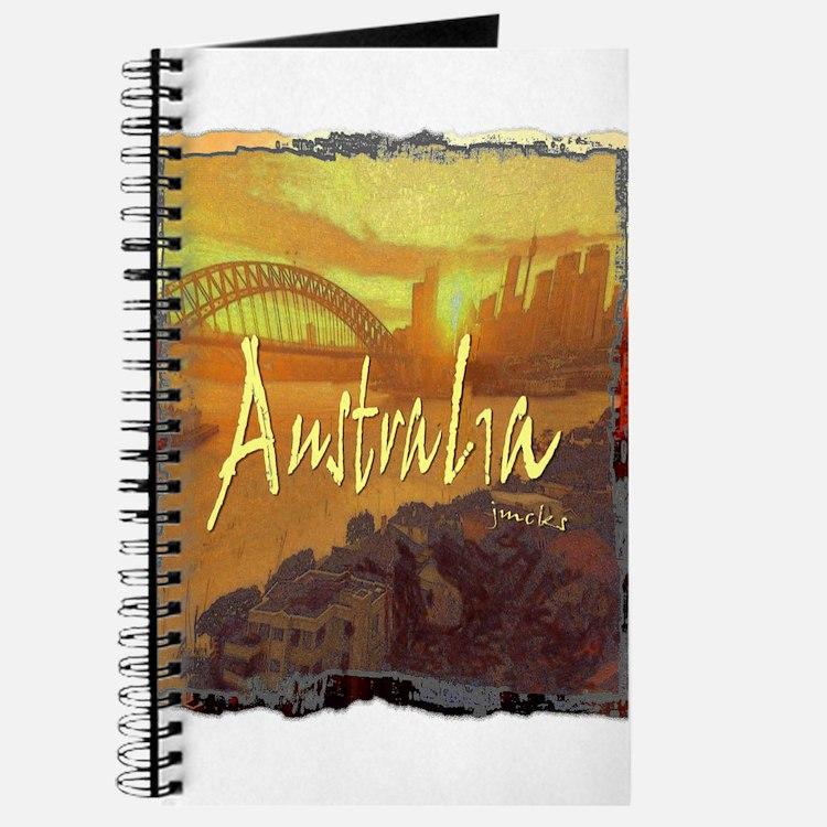 australia art illustration Journal