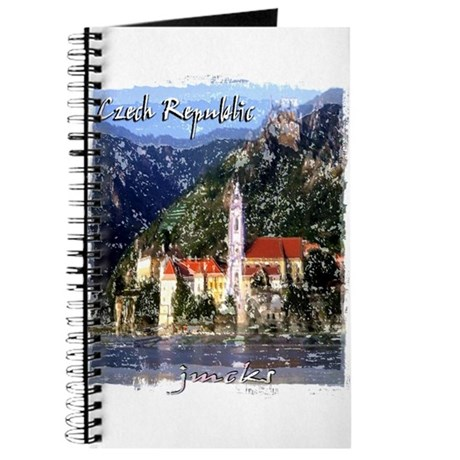 czech reublic art illustration Journal