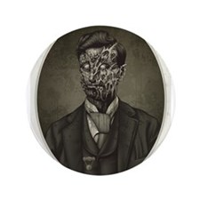 "Vintage Zombie Gentleman 3.5"" Button (100 pack)"