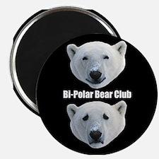 Bi Polar Bear Club - Magnet