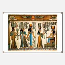 Ancient Egyptian Wall Tapestry Banner
