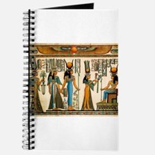 Ancient Egyptian Wall Tapestry Journal