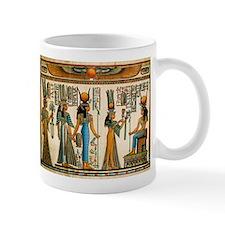 Ancient Egyptian Wall Tapestry Small Mug