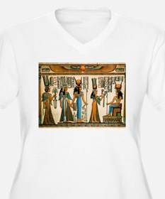 Ancient Egyptian Wall Tapestry T-Shirt