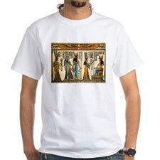 Ancient Egyptian Wall Tapestry Shirt