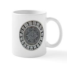 Aztec Mayan Sun Dial Mug