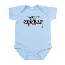 Engineer Zombie Infant Bodysuit