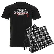 Engineer Zombie Pajamas