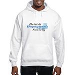 BDS Ledderhose Logo Hooded Sweatshirt