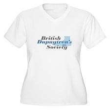 BDS Ledderhose Logo T-Shirt