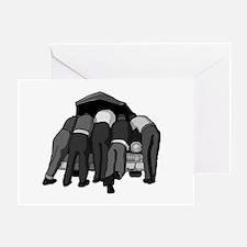Mechanics Greeting Card