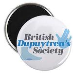 BDS Dual Logo Magnet