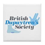 BDS Dual Logo Tile Coaster