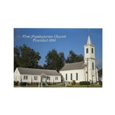 1st Presbyterian Church Magnet