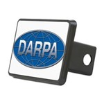 DARPA logo Rectangular Hitch Cover