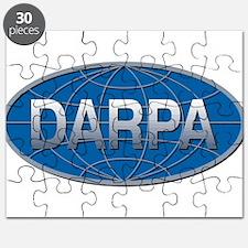DARPA logo Puzzle