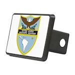 USSOUTHCOM emblem Rectangular Hitch Cover