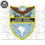 USSOUTHCOM emblem Puzzle