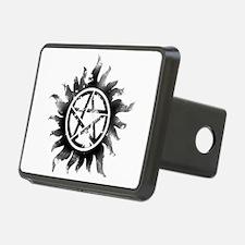 Anti-Possession Symbol Black (Glow) Hitch Cover