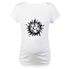Anti-Possession Symbol Black (Glow) Shirt