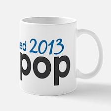 Pop Pop Est 2013 Mug
