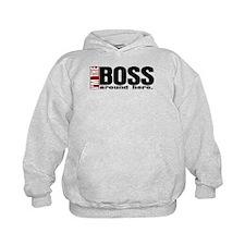 Im the Boss Hoodie