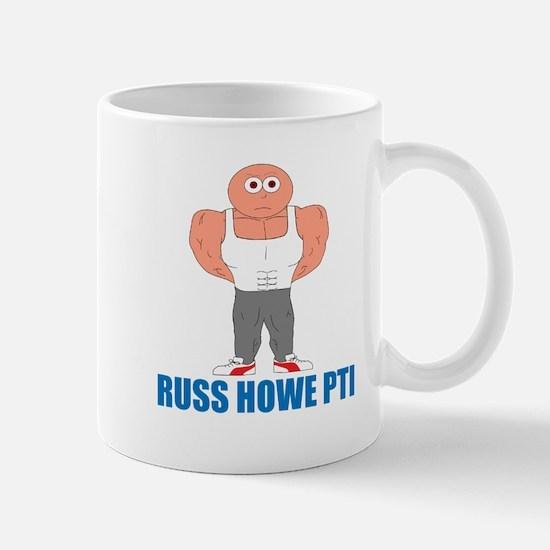 Russ Howe PTI Cartoon MUG