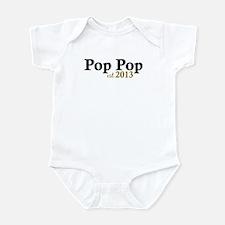 Pop Pop Est 2013 Infant Bodysuit
