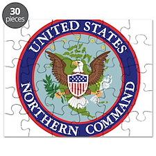 USNORTHCOM emblem Puzzle