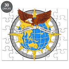 USPACOM emblem Puzzle