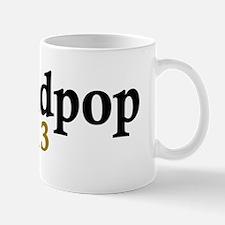 Grandpop Est 2013 Mug