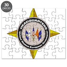 EUCOM emblem Puzzle