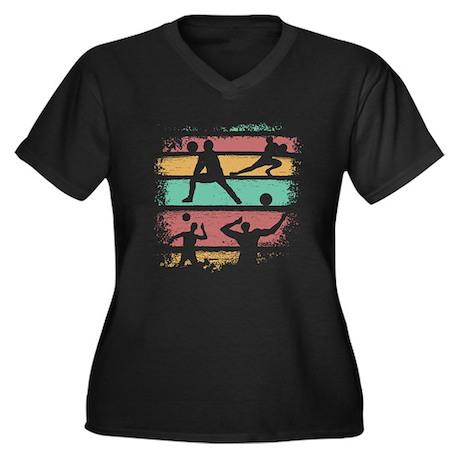 The S Women's Cap Sleeve T-Shirt