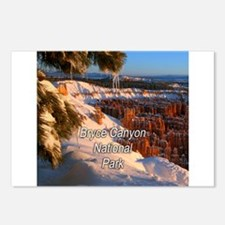 Bryce Canyon National Park Postcards (Package of 8