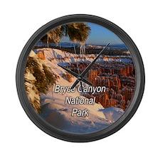 Bryce Canyon National Park Large Wall Clock