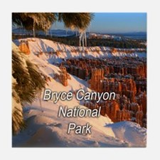 Bryce Canyon National Park Tile Coaster