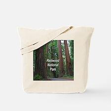 Redwood National Park Tote Bag