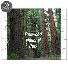 Redwood National Park Puzzle
