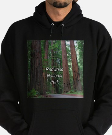 Redwood National Park Hoodie (dark)