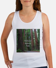 Redwood National Park Women's Tank Top