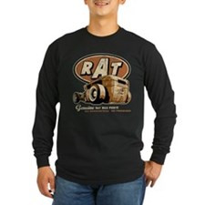 RAT - Low Down Long Sleeve T-Shirt