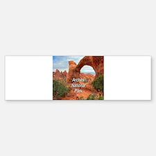 Arches National Park Bumper Bumper Sticker