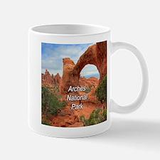 Arches National Park Small Small Mug