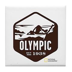 Olympic Tile Coaster