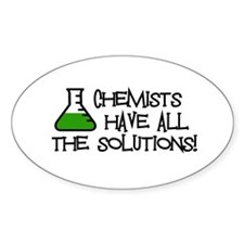 Chemists Decal