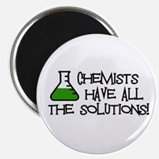 "Chemists 2.25"" Magnet (10 pack)"