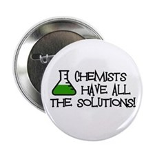 "Chemists 2.25"" Button (10 pack)"